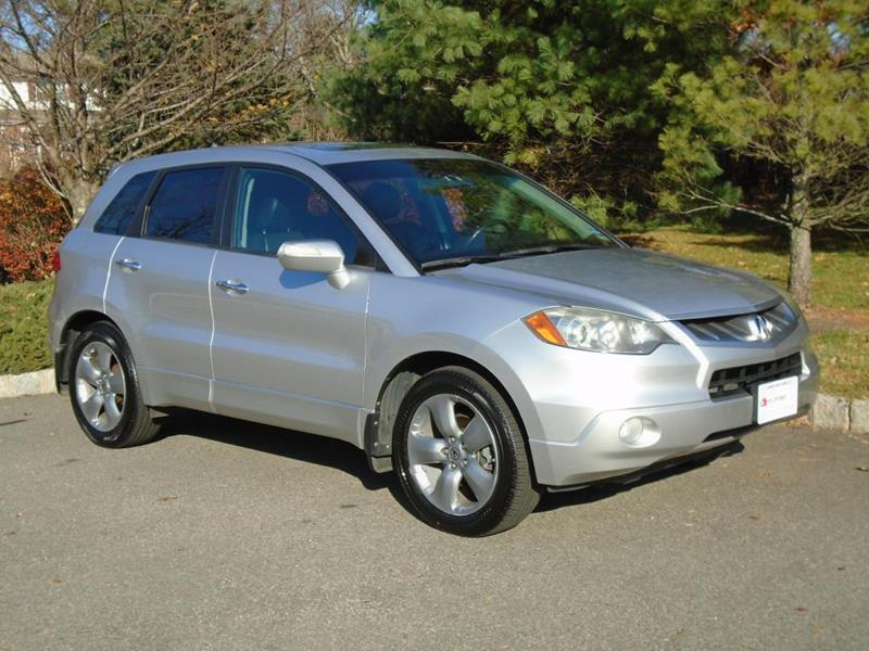 Acura RDX SHAWD In Plainfield NJ Exem United - Acura 2007 rdx