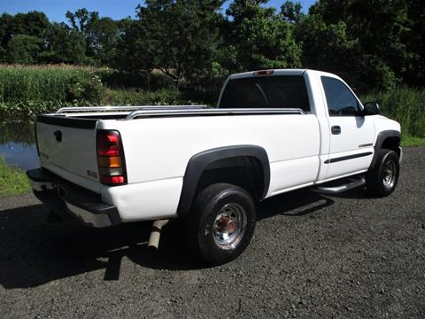 2004 GMC Sierra 2500HD for sale in Plainfield, NJ