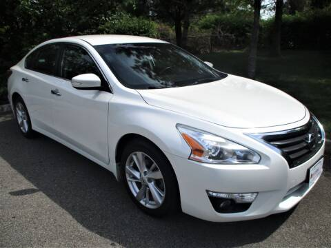 2015 Nissan Altima for sale at Exem United in Plainfield NJ