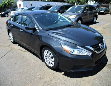 2016 Nissan Altima for sale at Exem United in Plainfield NJ