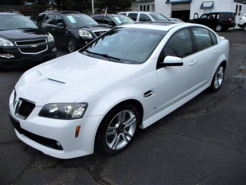 2008 Pontiac G8 for sale at Exem United in Plainfield NJ