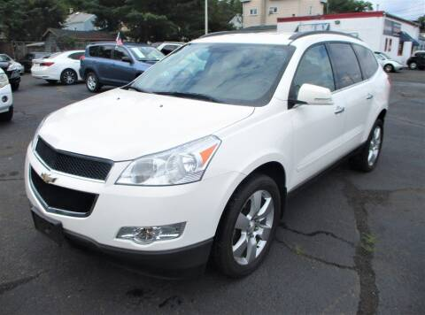2012 Chevrolet Traverse for sale at Exem United in Plainfield NJ