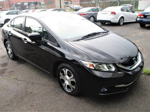 2014 Honda Civic for sale at Exem United in Plainfield NJ