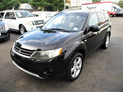 2008 Mitsubishi Outlander for sale at Exem United in Plainfield NJ