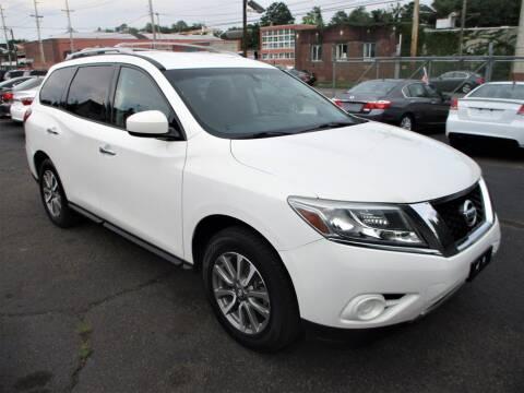2013 Nissan Pathfinder for sale at Exem United in Plainfield NJ