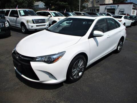 2017 Toyota Camry for sale at Exem United in Plainfield NJ