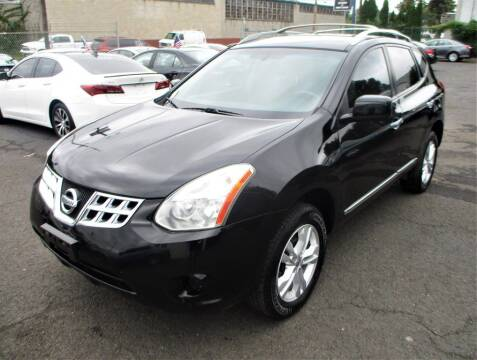 2012 Nissan Rogue for sale at Exem United in Plainfield NJ
