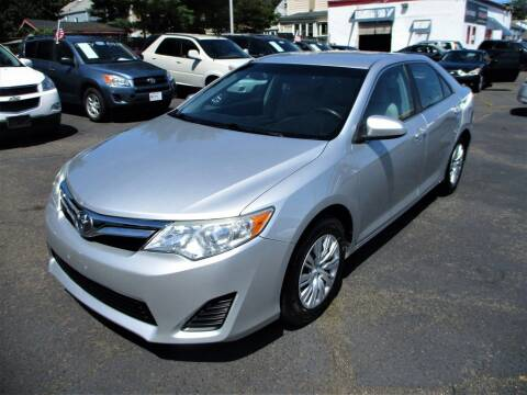 2013 Toyota Camry for sale at Exem United in Plainfield NJ