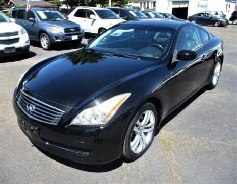 2010 Infiniti G37 Coupe for sale at Exem United in Plainfield NJ