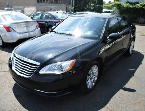 2013 Chrysler 200 for sale at Exem United in Plainfield NJ