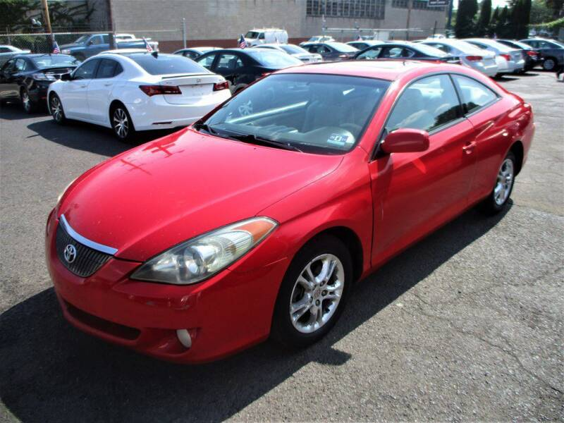 2006 Toyota Camry Solara for sale at Exem United in Plainfield NJ