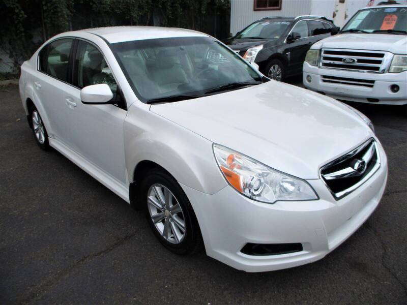 2012 Subaru Legacy for sale at Exem United in Plainfield NJ
