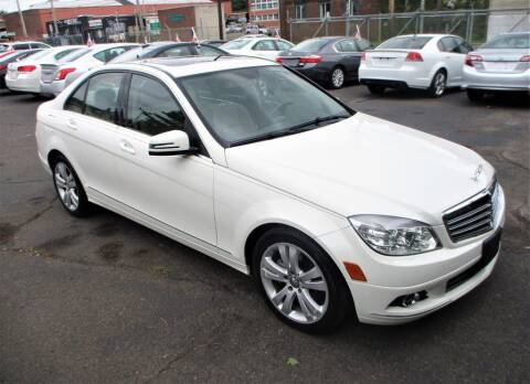 2010 Mercedes-Benz C-Class for sale at Exem United in Plainfield NJ
