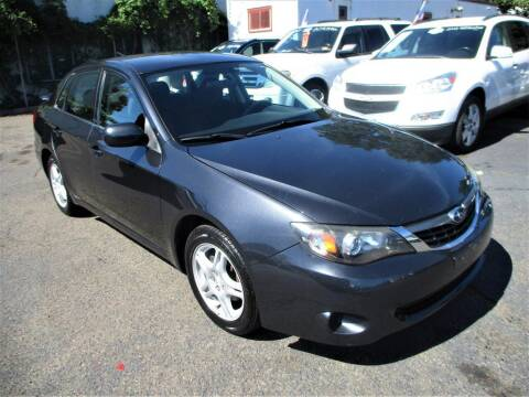 2009 Subaru Impreza for sale at Exem United in Plainfield NJ