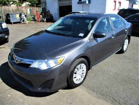 2014 Toyota Camry for sale at Exem United in Plainfield NJ