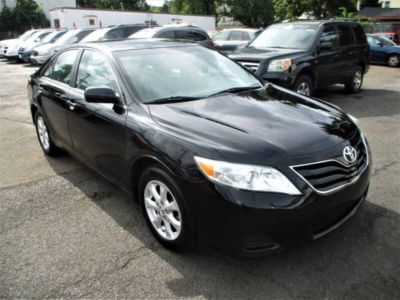 2011 Toyota Camry for sale at Exem United in Plainfield NJ