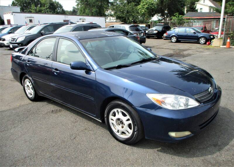 2002 Toyota Camry for sale at Exem United in Plainfield NJ