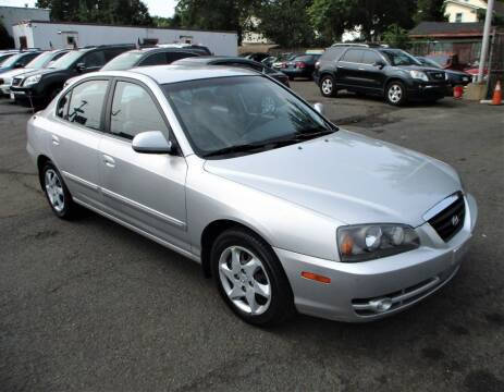 2005 Hyundai Elantra for sale at Exem United in Plainfield NJ