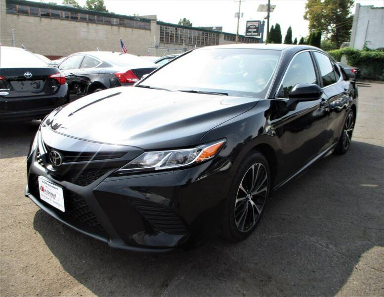 2018 Toyota Camry for sale at Exem United in Plainfield NJ