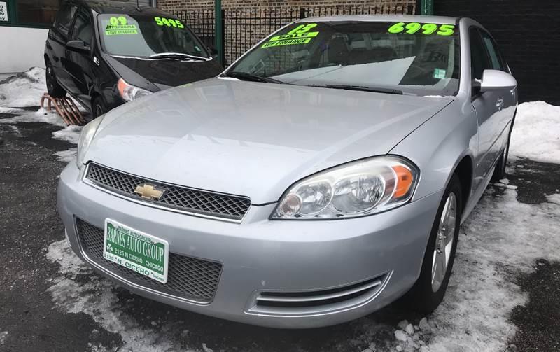 2013 Chevrolet Impala LT Fleet 4dr Sedan In Chicago IL ...
