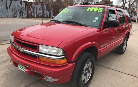 2003 Chevrolet Blazer for sale in Chicago, IL