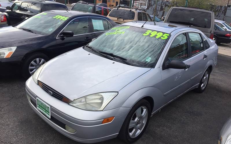 2002 ford focus zts windshield wiper size