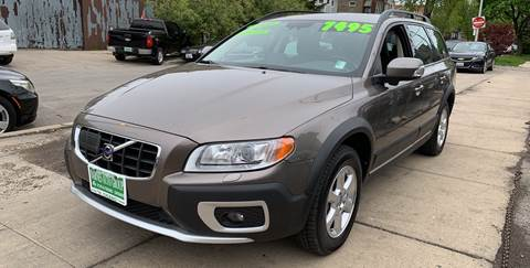 2008 Volvo XC70 for sale at Barnes Auto Group in Chicago IL