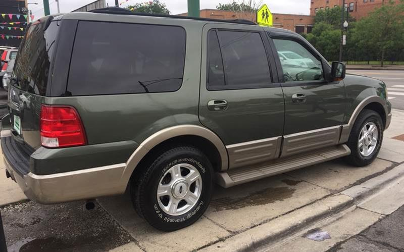 2003 Ford Expedition Eddie Bauer 4WD 4dr SUV In Chicago IL