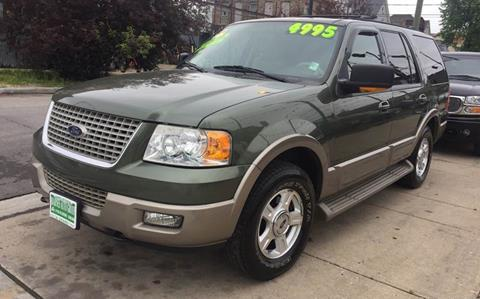 2003 Ford Expedition Xlt >> 2003 Ford Expedition For Sale In Chicago Il