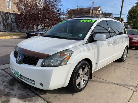 2006 Nissan Quest for sale in Chicago, IL