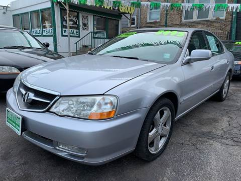 Used 2002 Acura TL For Sale - Carsforsale.com®