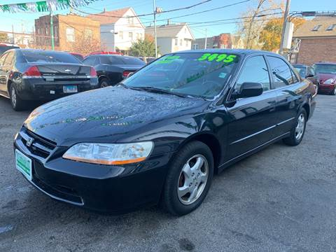 2000 Honda Accord for sale at Barnes Auto Group in Chicago IL