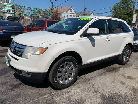 2009 Ford Edge for sale at Barnes Auto Group in Chicago IL