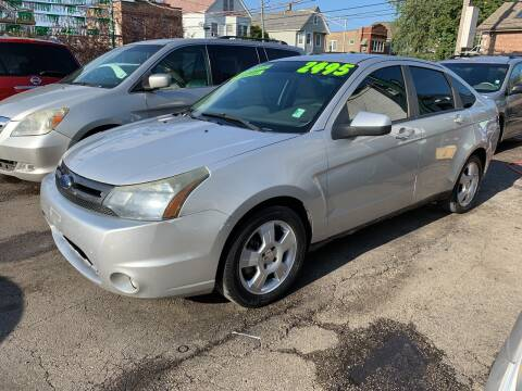 2010 Ford Focus for sale at Barnes Auto Group in Chicago IL