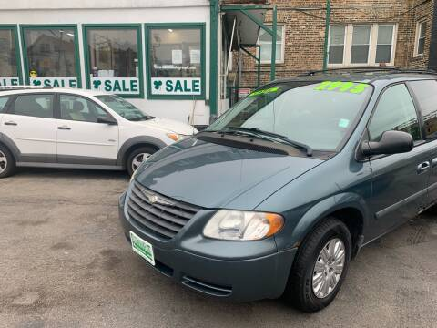 2006 Chrysler Town and Country for sale at Barnes Auto Group in Chicago IL