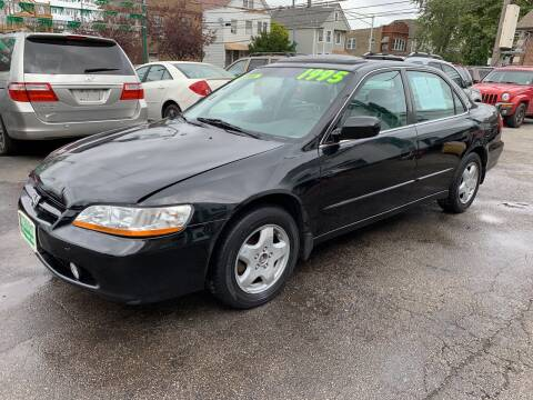1999 Honda Accord for sale at Barnes Auto Group in Chicago IL