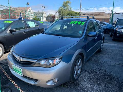 2010 Subaru Impreza for sale at Barnes Auto Group in Chicago IL