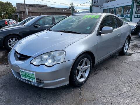 2002 Acura RSX for sale at Barnes Auto Group in Chicago IL