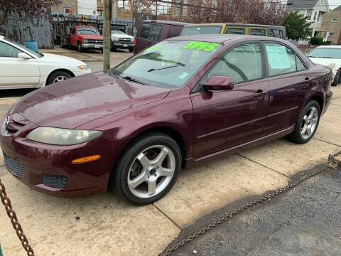 2008 Mazda MAZDA6 for sale at Barnes Auto Group in Chicago IL