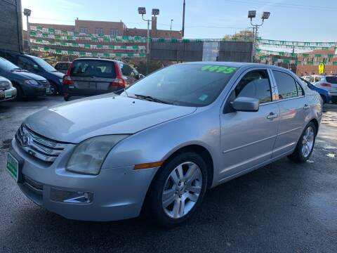 2006 Ford Fusion for sale at Barnes Auto Group in Chicago IL