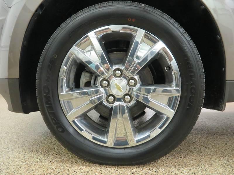 2012 Chevrolet Equinox AWD LTZ 4dr SUV - Hudsonville MI