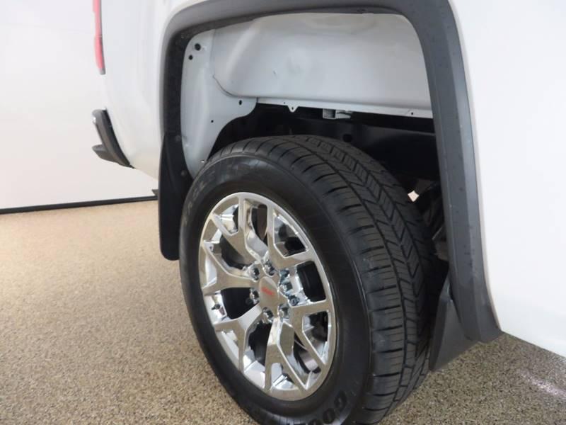 2015 GMC Sierra 1500 4x4 2dr Regular Cab 8 ft. LB - Hudsonville MI