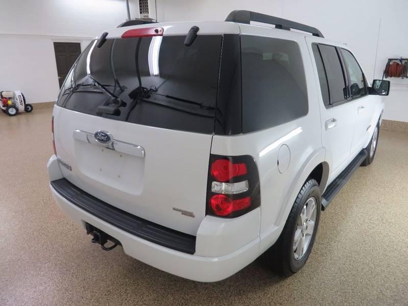 2007 Ford Explorer XLT 4dr SUV 4WD V6 - Hudsonville MI