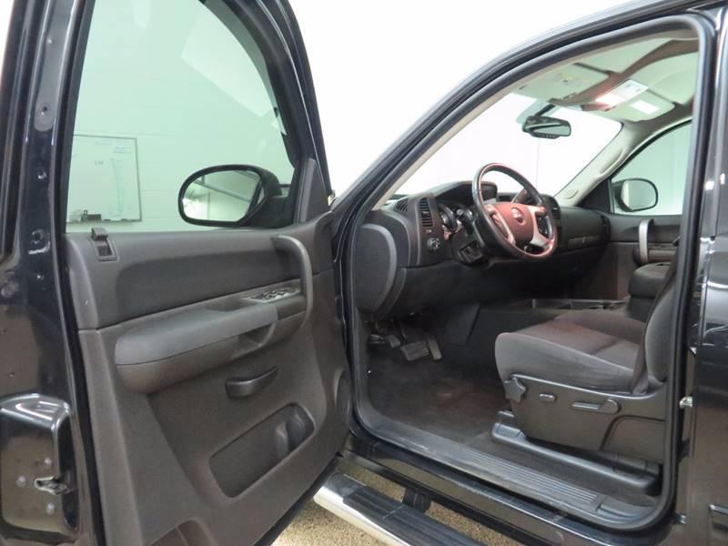 2009 GMC Sierra 1500 4x4 SLE 4dr Crew Cab 5.8 ft. SB - Hudsonville MI