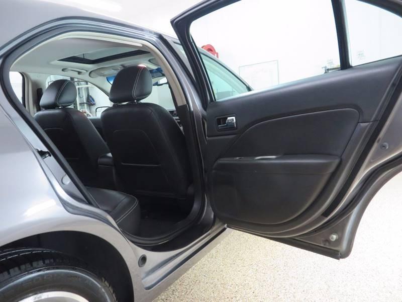 2011 Ford Fusion SEL 4dr Sedan - Hudsonville MI