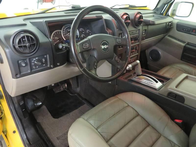 2006 Hummer H2 4dr Suv 4wd In Hudsonville Mi Hts Auto Sales