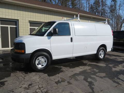 a673924806 2014 Chevrolet Express Cargo for sale in Hudsonville
