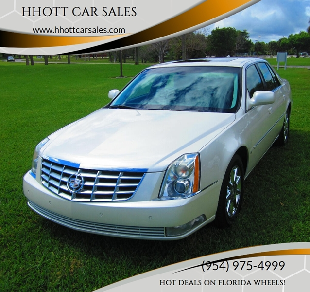 2015 Cadillac Cts 2 0l Turbo Luxury: 2010 Cadillac Dts Luxury Collection 4dr Sedan In Deerfield