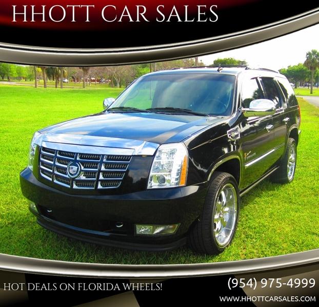 Buick Hybrid Suv: 2009 Cadillac Escalade Hybrid 4dr Hybrid SUV In Deerfield