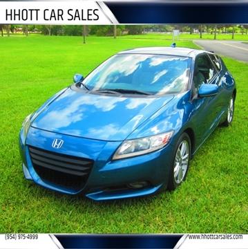 2011 Honda CR-Z for sale in Deerfield Beach, FL